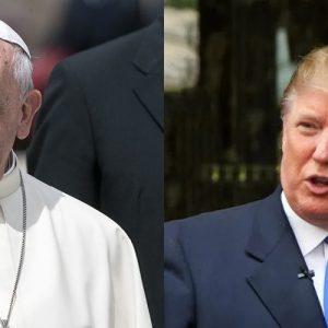 Trump recula y solicita ahora una audiencia con el Papa Francisco