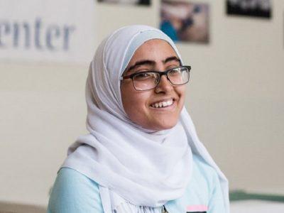 Líbano: Centro Frans Van Der Lugt anima a Roula a seguir sus sueños