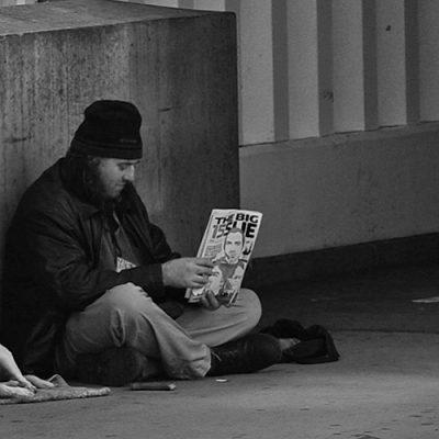 ¿Qué debemos hacer cuando encontramos a un mendigo?