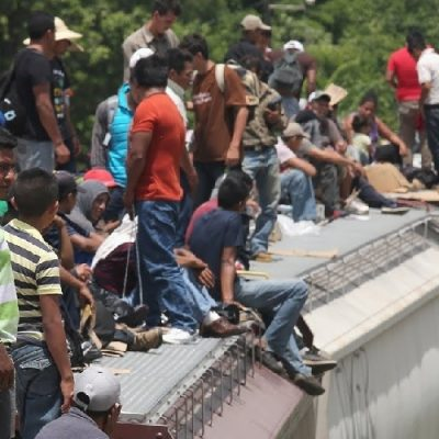 En El Salvador, Honduras y Guatemala la violencia sigue impulsando la migración ilegal