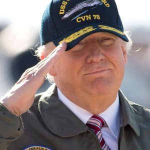 Trump y el gasto militar como arma