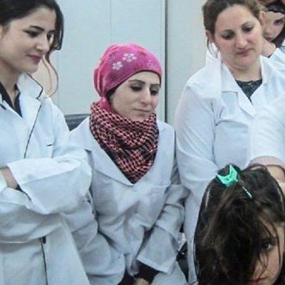 A raíz del conflicto en Siria: ser autosuficientes