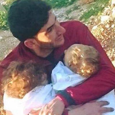 Viernes Santo con los niños de Siria