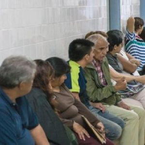 El año pasado en Chile fallecieron 25.000 pacientes en lista de espera