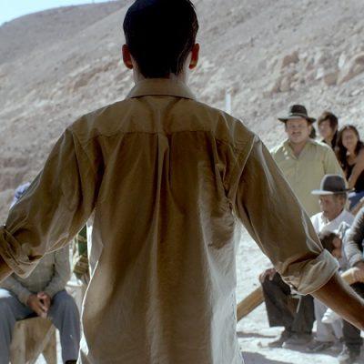 """""""El Cristo Ciego"""", la película chilena para esta Semana Santa"""