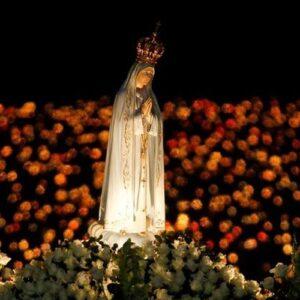 Fátima espera recibir más de 400.000 peregrinos este fin de semana