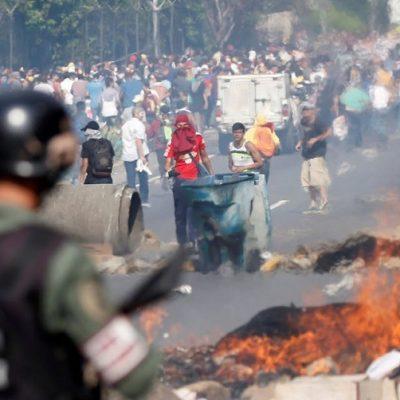 Venezuela: Comisión Internacional de Juristas condena la brutal represión a la oposición y disidencia