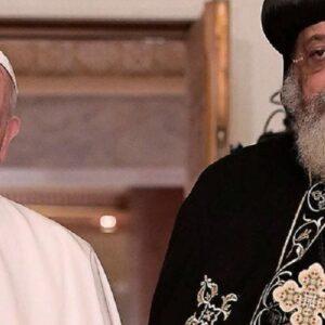 """Antonio Spadaro sj: """"En torno al Papa, estuvo toda la nación egipcia"""""""