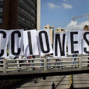 Venezuela: ¡Elecciones ya!