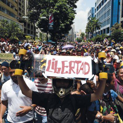 Venezuela: entre resistencia y protesta