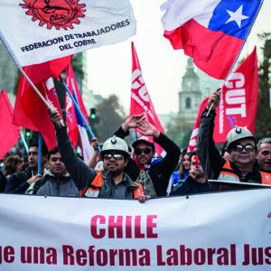 La realidad del trabajo en el Chile de hoy