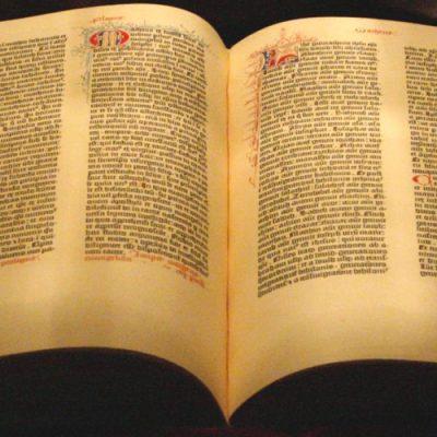 ¿Es la Biblia un libro violento?