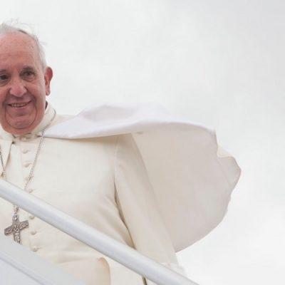 ¡El Papa Francisco vendrá en enero a Chile y Perú!