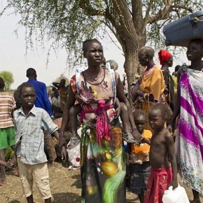 Francisco lleva medio millón de dólares de ayuda al desarrollo a Sudán del Sur