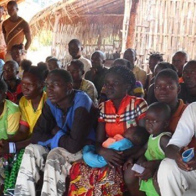 República Centroafricana: voces de estudiantes desplazados