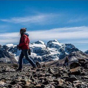 Los glaciares de Perú perdieron más de la mitad de su superficie