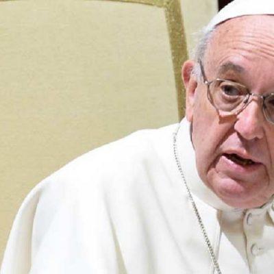 """El Papa lamenta los """"momentos difíciles"""" a nivel político, social y económico en Latinoamérica"""