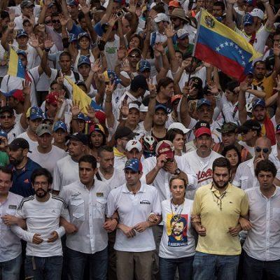 Venezuela: la lucha por un futuro en libertad y democracia
