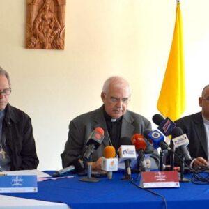 Mensaje urgente de los obispos de Venezuela a los católicos y personas de buena voluntad