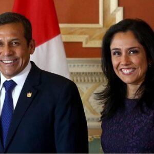 Ex presidente de Perú y su esposa, condenados a prisión preventiva