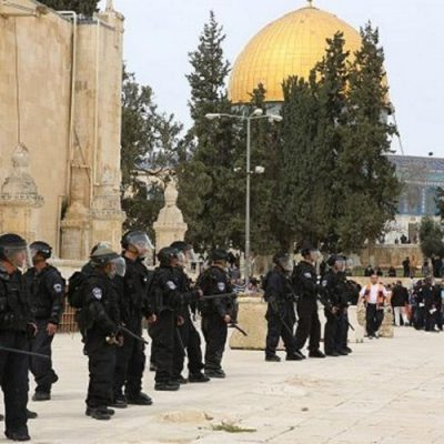 """Los cristianos expresan su """"seria preocupación"""" por la tensión en Jerusalén"""