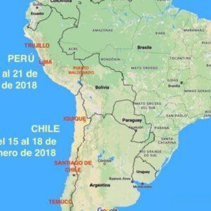 Viaje del Papa a Perú: en Lima dos lugares para recibir entre 2 y 5 millones de personas