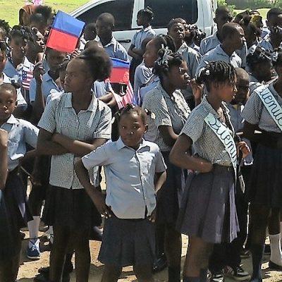 Haití: la escuela que ofrece a los niños vulnerables una oportunidad