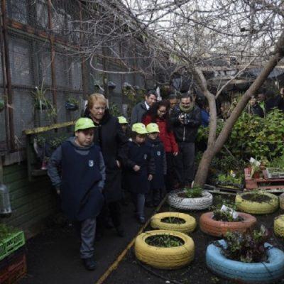 Chile incorpora el cambio climático en la malla curricular de los colegios