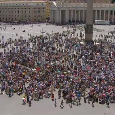 Venezuela: llamada del Papa para una solución pacífica y democrática