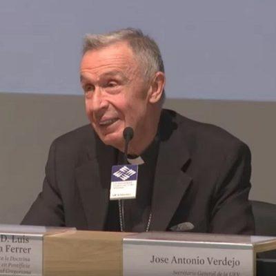 Nombran al arzobispo Ladaria como nuevo prefecto de la Congregación para la Doctrina de la Fe