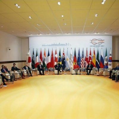 El Papa al G20: discutir de modo sincero y transparente
