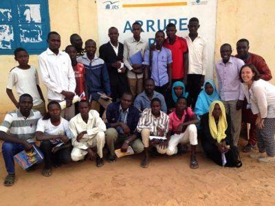 Chad: la educación es el único camino para cambiar el mundo