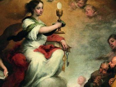 La Eucaristía, una unión profunda e íntima con la persona de Cristo