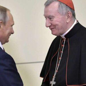 Cordialidad y escucha recíproca. Secretario de Estado vaticano culmina visita a Rusia con un encuentro con el Presidente Putin