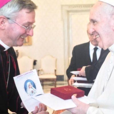 Araucanía: esperando al Papa Francisco