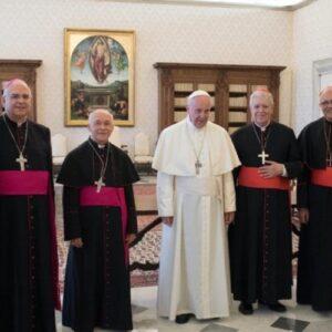 El Papa se reunirá en Colombia con obispos venezolanos