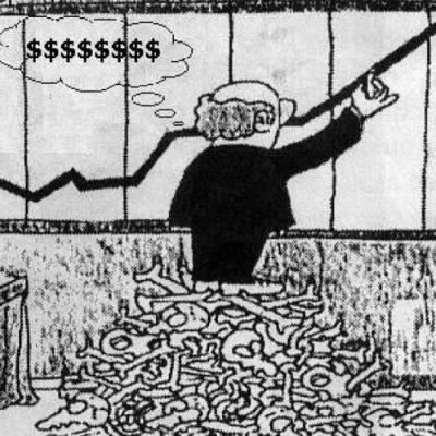 El neoliberalismo salvaje