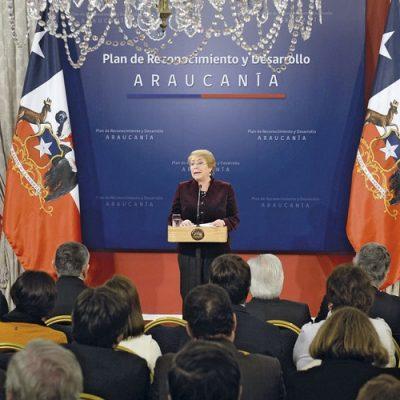 Plan Araucanía: muchas preguntas, pocas claridades