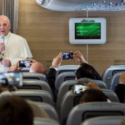 """Papa Francisco: """"Debemos ayudar a resolver el problema humanitario"""" en Venezuela"""