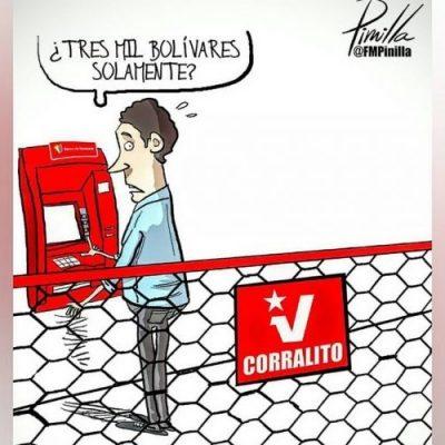 Venezuela: Efectividad cero, cero efectivo