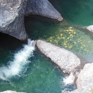 Electrade vs el río sagrado de las Siete Tazas