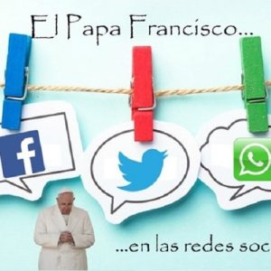 Las noticias del Santo Padre Francisco y la Santa Sede son muy seguidas en las redes sociales