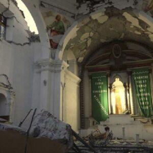 Ayuda del Santo Padre a México golpeado por el terremoto