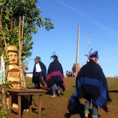 Huelga de hambre y conflicto mapuche
