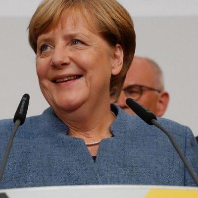Alemania elige la confiabilidad de Angela Merkel
