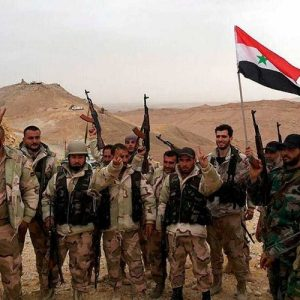 Las fuerzas sirias rompen el sitio en Deir Ezzor