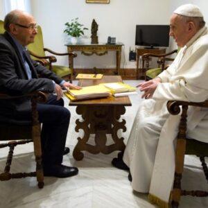 """Papa Francisco: """"La moral es una consecuencia del encuentro con Jesucristo"""""""