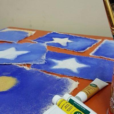 Tailandia: mujeres refugiadas somalíes encuentran consuelo en terapias artísticas