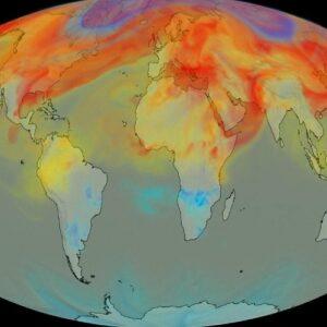 Estudio de la NASA permite conocer mejor los ciclos del CO2