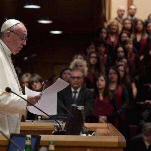 """Francisco: """"La pena de muerte es inadmisible"""""""